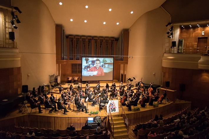 Musica Iuvenalis, slávnostný koncert k 50. výročiu založenia orchestra