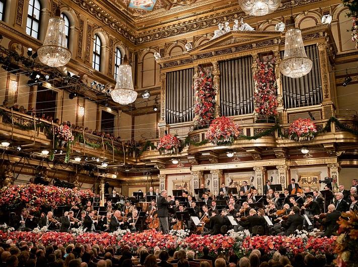 Novoročný koncert Viedenských filharmonikov 2015, Zubin Mehta a Viedenskí filharmonici
