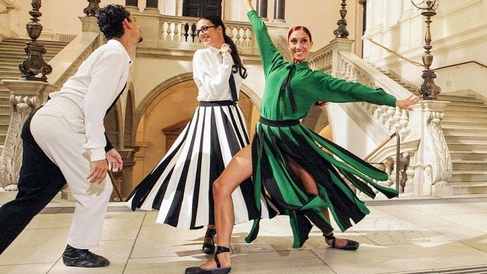 Novoročný koncert Viedenských filharmonikov 2015, Návrhy kostýmov: ELFENKLEID a PETAR PETROV - dve dizajnérske značky so sídlom vo Viedni
