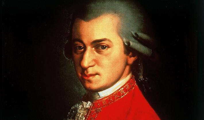 Wolfgang Amadeus Mozart, (1756-1791)
