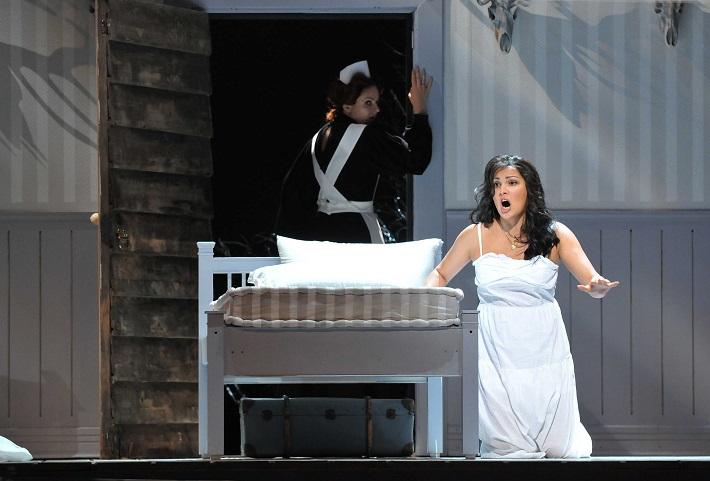 Jolanta, Metropolitná opera New York