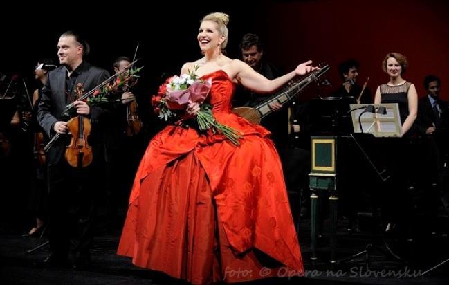 Joyce DiDonato na koncerte v SND v Bratislave, foto: Opera na Slovensku, ag. Kapos