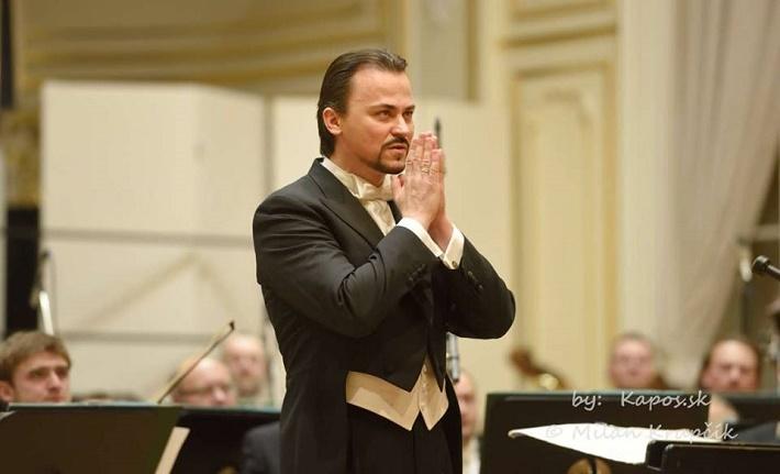 Štefan Kocán, koncert agentúry Kapos, foto: Milan Krupčík