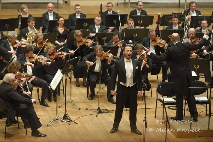 Štefan Kocán, koncert agentúry Kapos, 2015, foto: Milan Krupčík