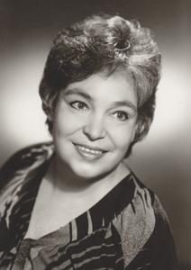Gita Abrahámová, (1933-2005)