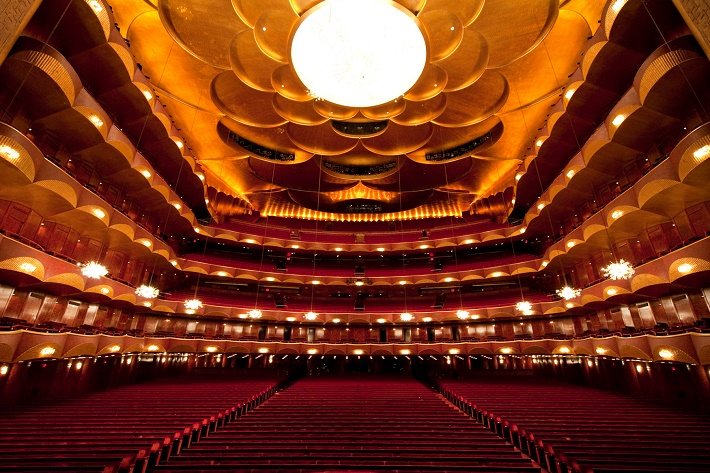 Metropolitná opera New York, foto: Jonathan Tichler