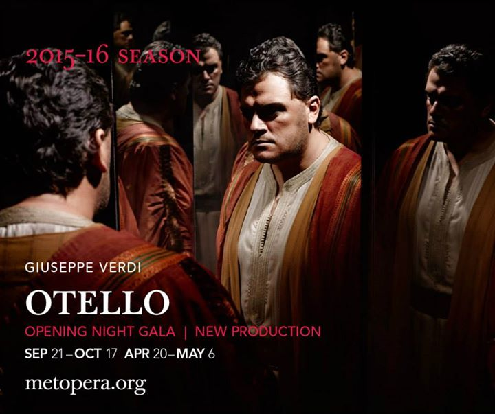 Metropolitná opera New York, sezóna 2015/16