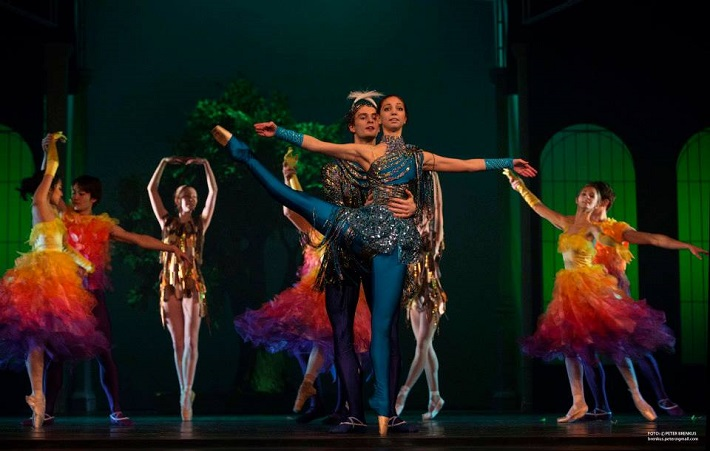 Z rozprávky do rozprávky, Balet SND, foto: Peter Brenkus