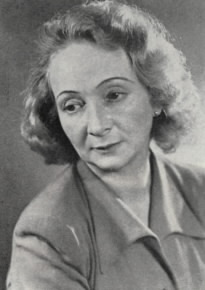 Marta Krásová, (1901-1975)