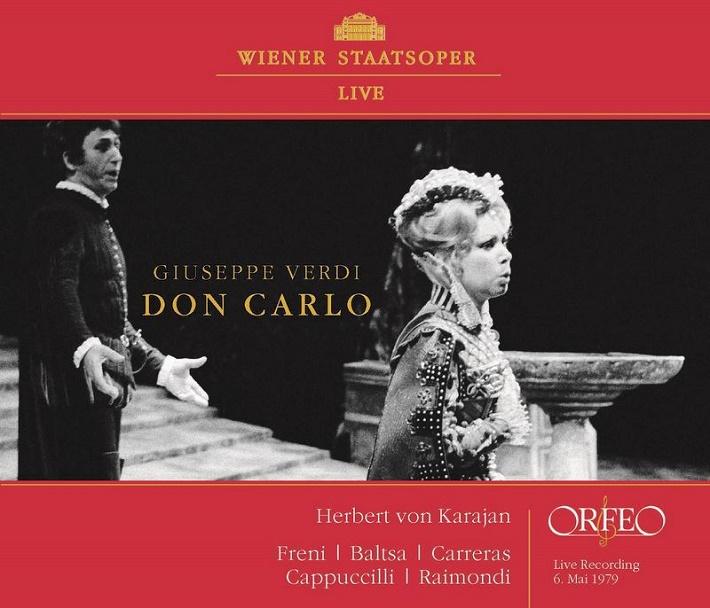 Živú nahrávku z premiéry konanej dňa 6. mája 1979 vydalo vydavateľstvo Orfeo v edícii Wiener Staatsoper Live