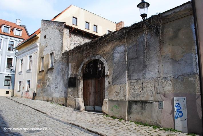 Dom Albrechtovcov v Bratislave, foto: Ľudovít Vongrej