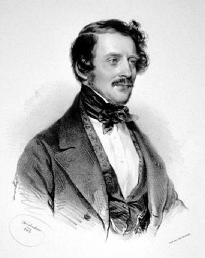 Gaetano Donizetti, (1797-1848)
