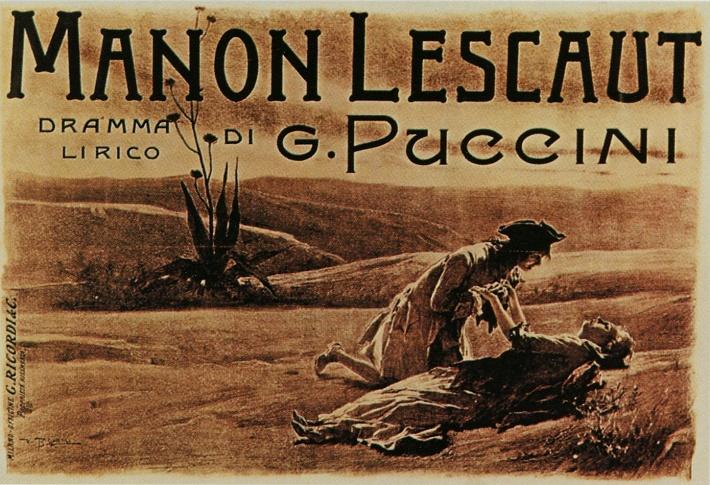 Manon Lescaut, (G. Puccini)
