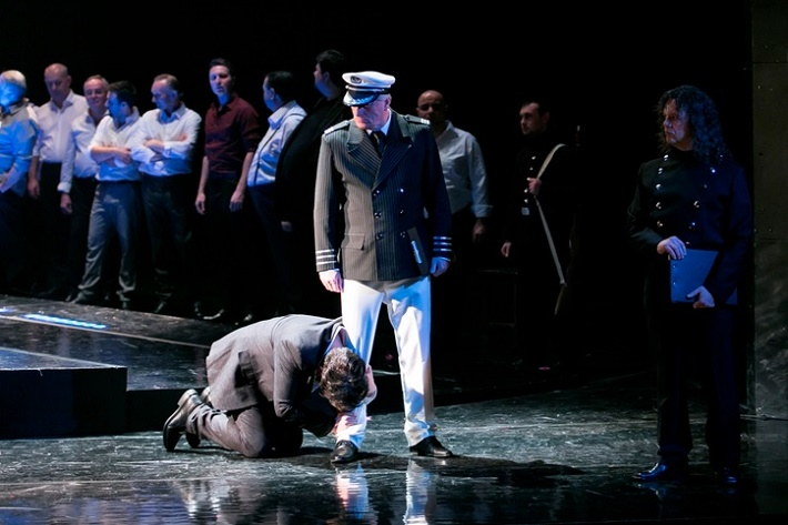 Manon Lescaut, Opera ŠD Košice, foto: Joseph Marčinský