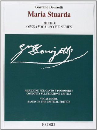 Maria Stuarda, klavírny výťah opery