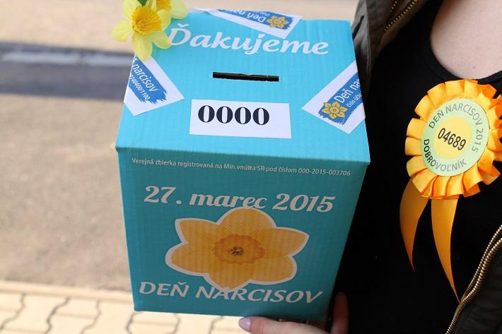 Identifikátory DN 2015, Pokladnička DN  2015