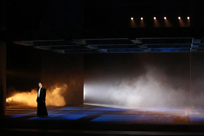 Romeo a Júlia, Opera SND, Kyungho Kim (Romeo), foto: Jozef Barinka