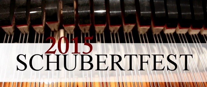 Schubert Fest 2015