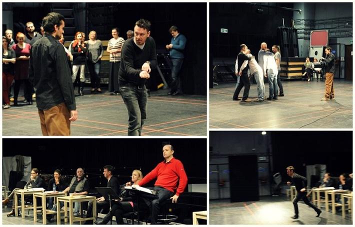 Skúška opery Romeo a Júlia, Opera SND, foto: Alena Klenková