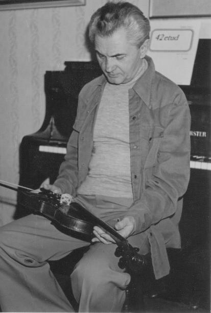 Viliam Kořínek, (1915-2006)