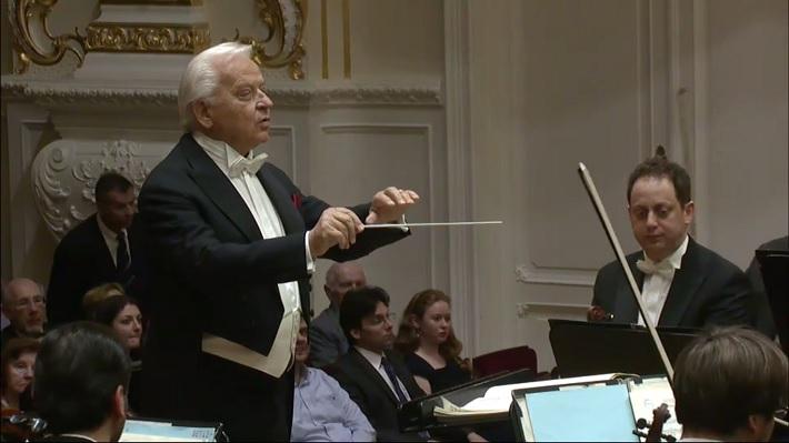 Ralf Weikert, koncert v Slovenskej filharmónii