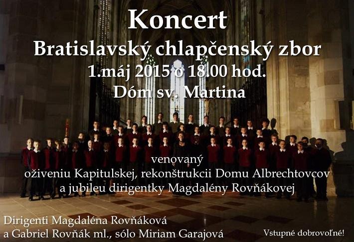 Bratislavský chlapčenský zbor