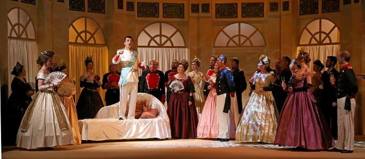 Cárovič, Štátna opera Banská Bystrica (2012), foto: Jozef Lomnický