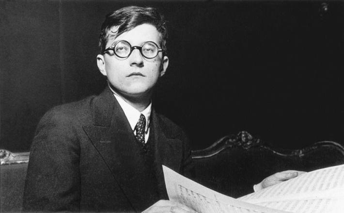 Dmitrij Dmitrijevič Šostakovič, (1906-1975)