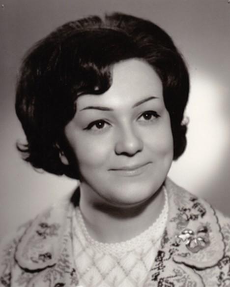 Hana Svobodová, (1940-1995), Civilný portrét (Archív ND Brno)