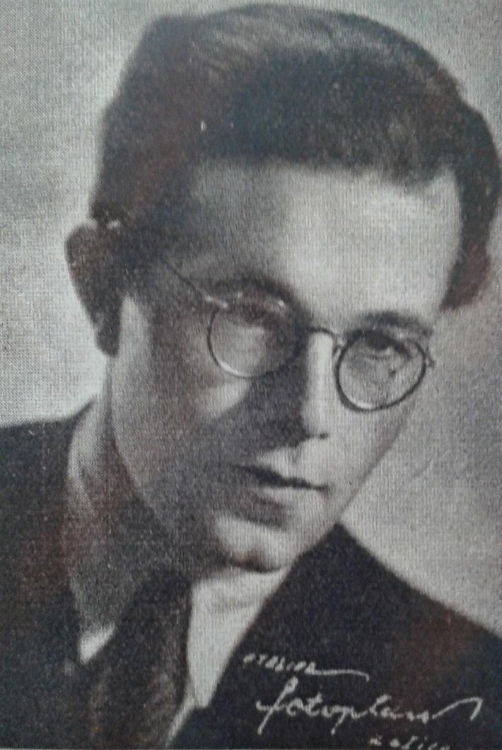 Jan Grünwald, (1920 – 1978)