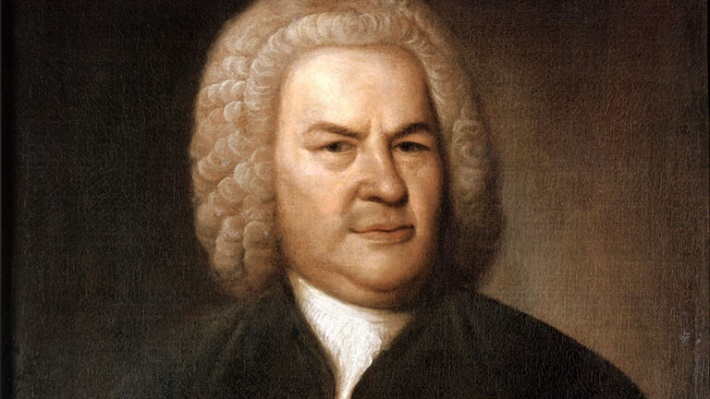 Johann Sebastian Bach, (1985-1750)
