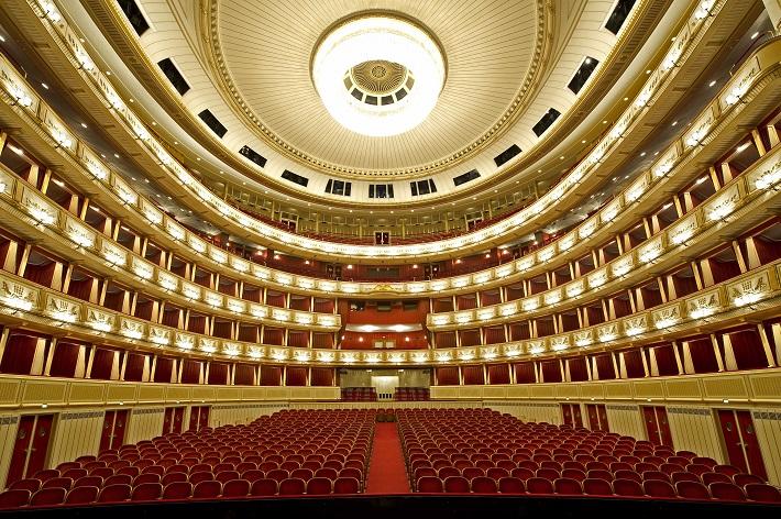 Viedenská štátna opera, foto: Michael Pöhn