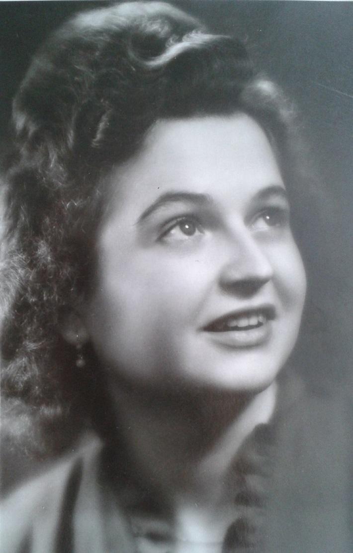 Renáta Šimanová (1919 – 1985), foto: Archív DÚ
