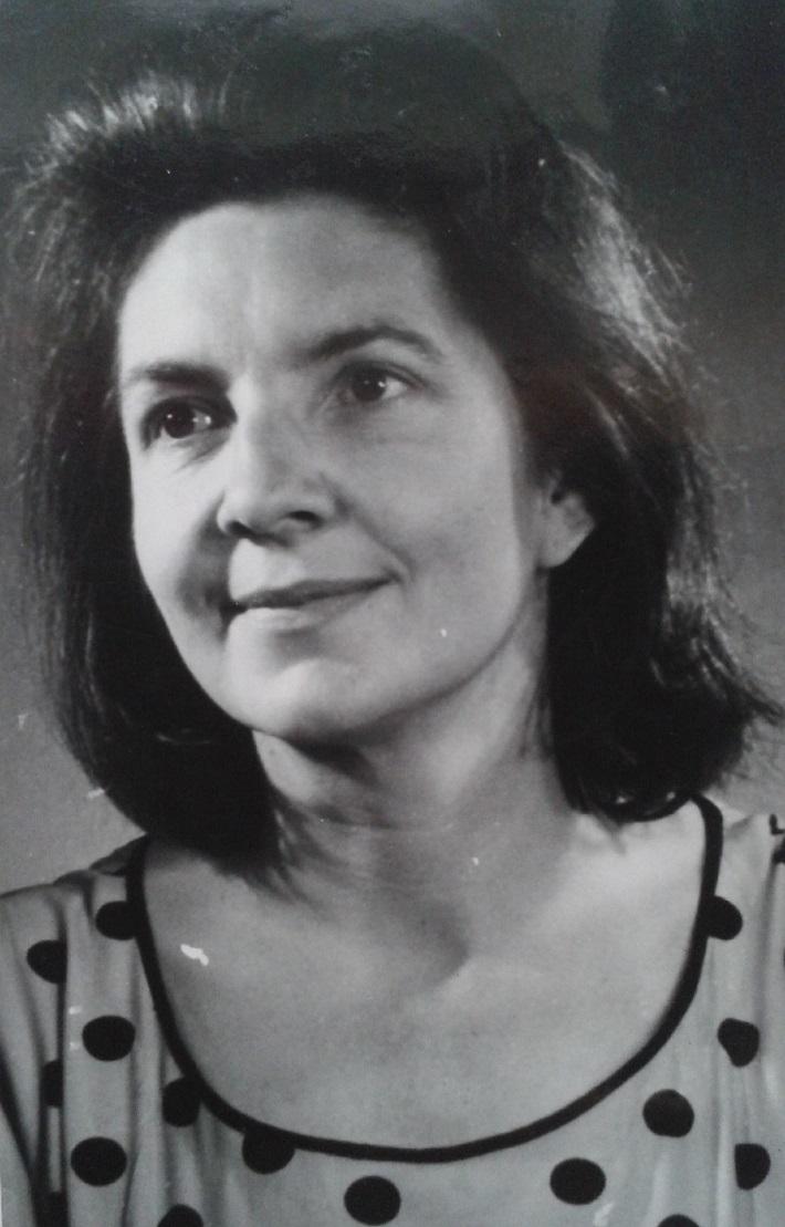 Elena Štubňová-Likierová (1925 – 2006), foto: Archív DÚ