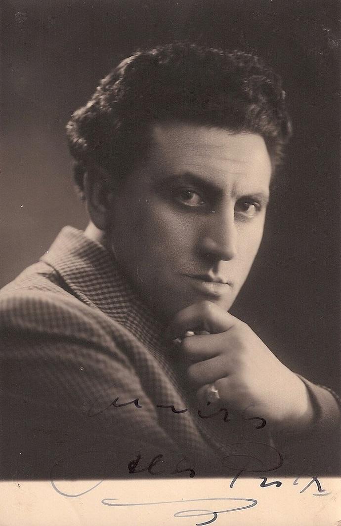 Aldo Protti, (1920-1995)