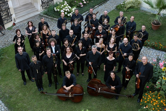 Czech Ensemble Baroque Orchestra