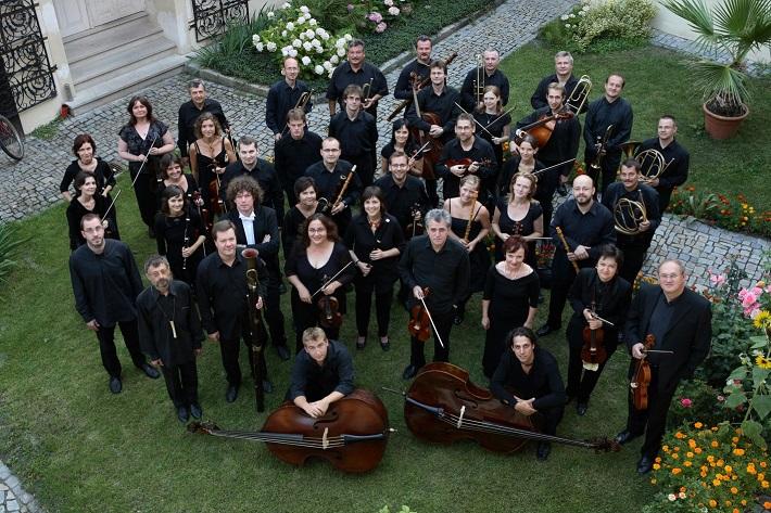 Czech Ensemble Baroque Orchestra