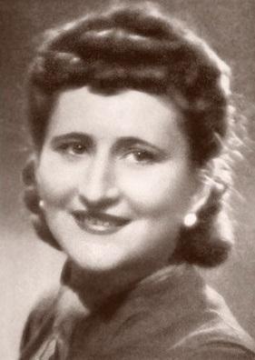 Zita Hudcová-Frešová (1912 – 2005), foto: Archív SND