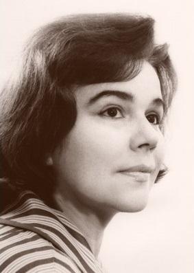 Oľga Hanáková (1926 – 1990), foto: M. Robinsonová (Archív SND)