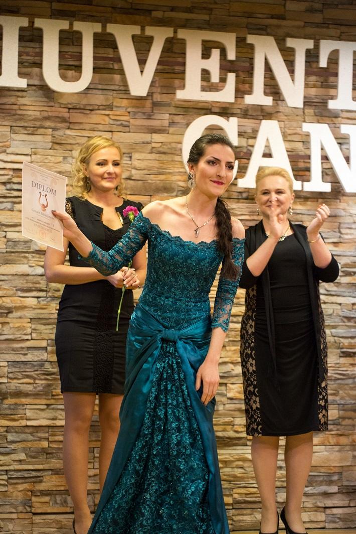 IUVENTUS CANTI 2015, Gayane Babadjanyan (sopran ) RU