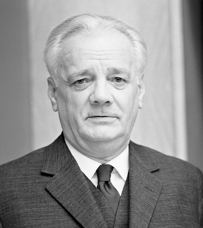 Jindřich Láznička, (1901 – 1970), foto Anton Šmotlák (Archív DÚ)