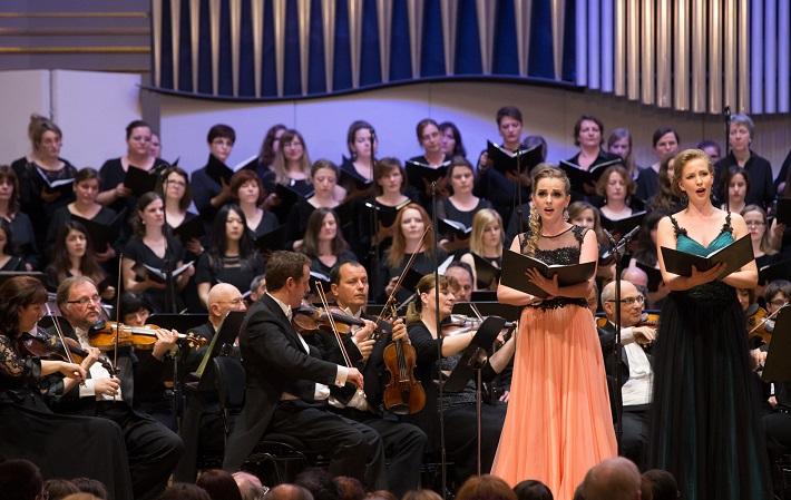 Koncert pri príležitosti Dňa Európy v Redute, foto: Ľuboš Pilc