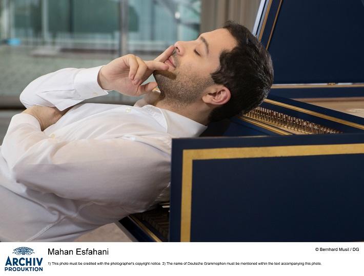 Mahan Esfahani