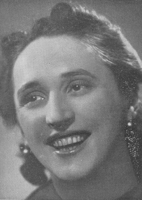 Marka Medvecká, (1916 – 1990), foto: Archív DÚ