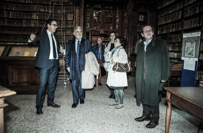 Národná knižnica v Miláne