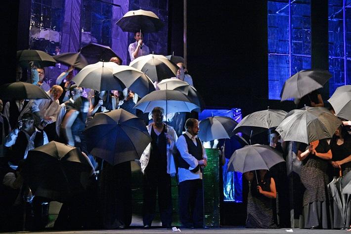 Nabucco, Štátna opera Banská Bystrica, foto: archív ŠOBB