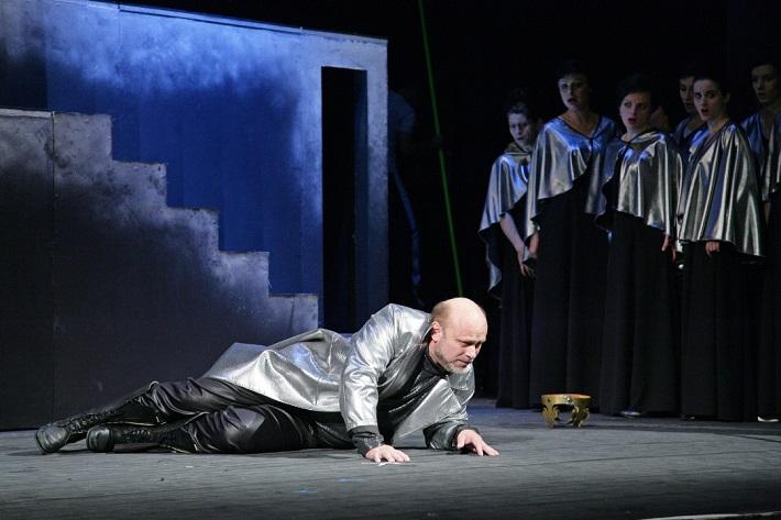 Nabucco, Štátna opera Banská Bystrica, Zoltán Vongrey (Nabucco), foto: archív ŠOBB