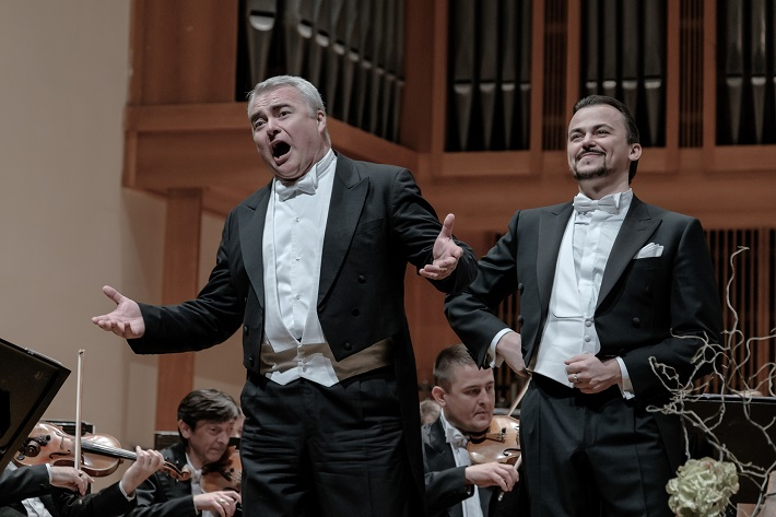 Operný galakoncert, Košická hudobná jar 2015, Miroslav Dvorský, Štefan Kocán, foto: Jaroslav Ľaš