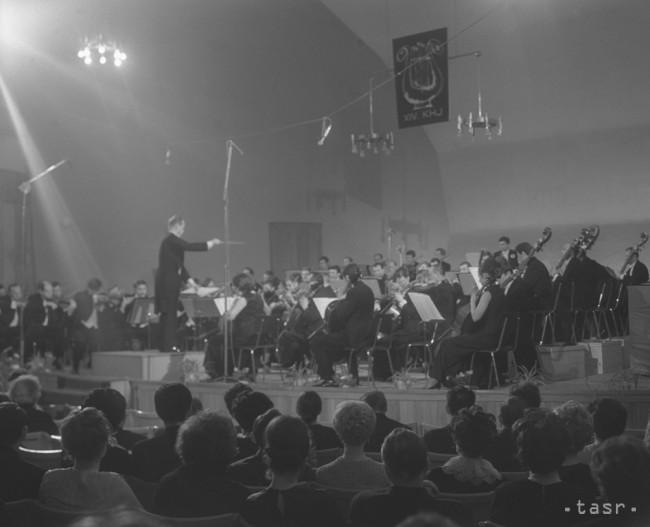 Otvárací koncert 14. ročníka KHJ, Bystrík Režucha, dirigent