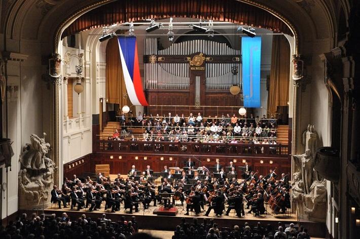 Pražská jar, Medzinárodný festival klasickej hudby v Prahe, Obecný dom v Prahe, foto: Pražská jar